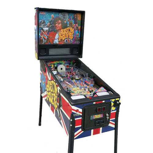 Buy Austin Powers Pinball Machine Online - Pinball Hem