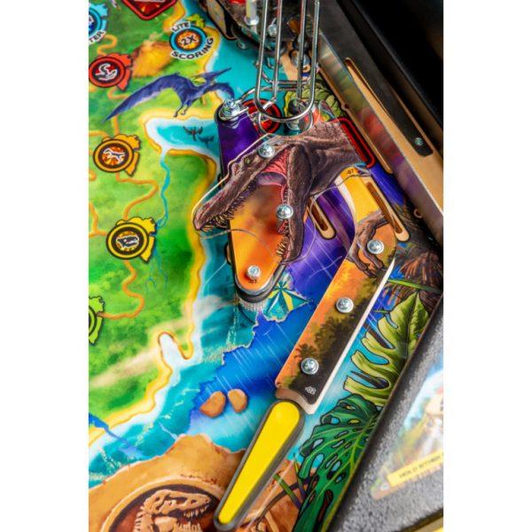 Jurassic Park Pro Pinball Machine by Stern
