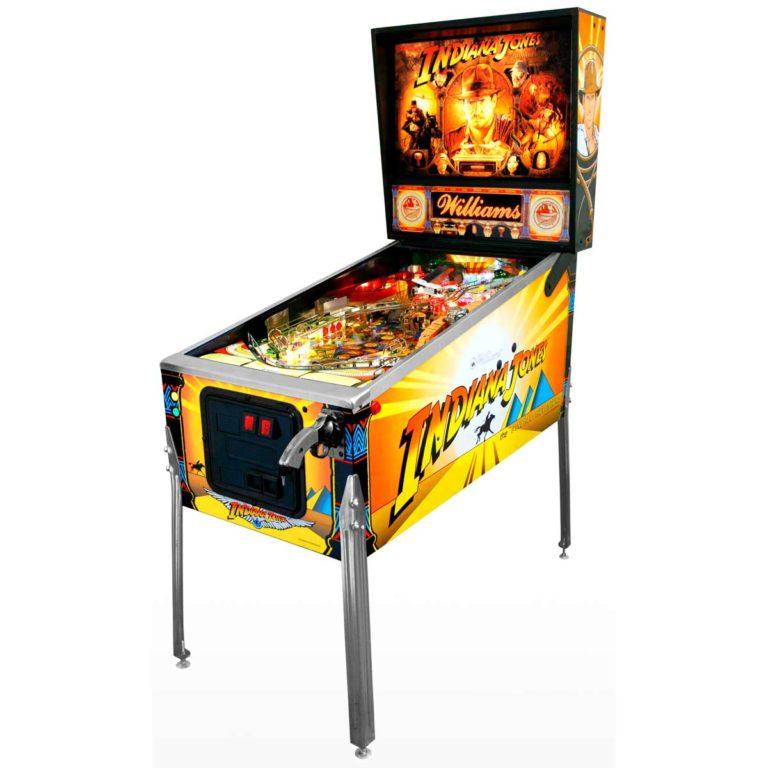 Buy Indiana Jones Pinball Machine:-Indiana Jones: The