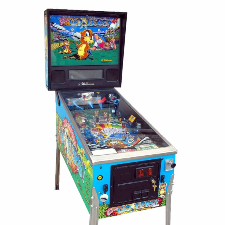 Buy No Good Gofers Pinball Machine by Williams online