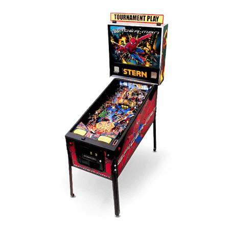 spider-man-pinball-stern